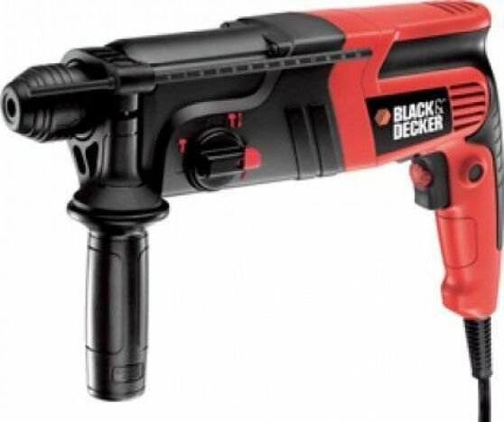 Ciocan rotopercutor Black&Decker SDS-PLUS 3